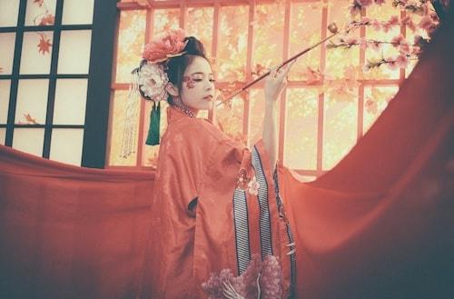 花魁と京都
