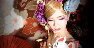 京都駅近くの大人向け花魁スタジオ「葵」で心に残る体験を