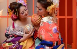 こだわりの京都風和化粧で色っぽい花魁になれる「舞香」