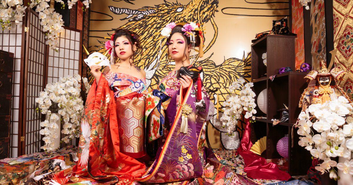 インスタ映えを狙う!京都の祇園で本場の花魁体験をしませんか