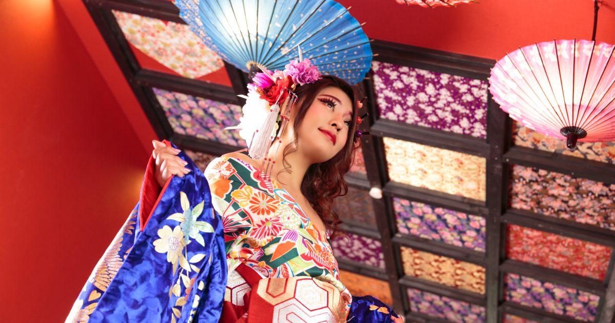 インスタで話題沸騰!可愛すぎる京都の花魁体験って知ってる?
