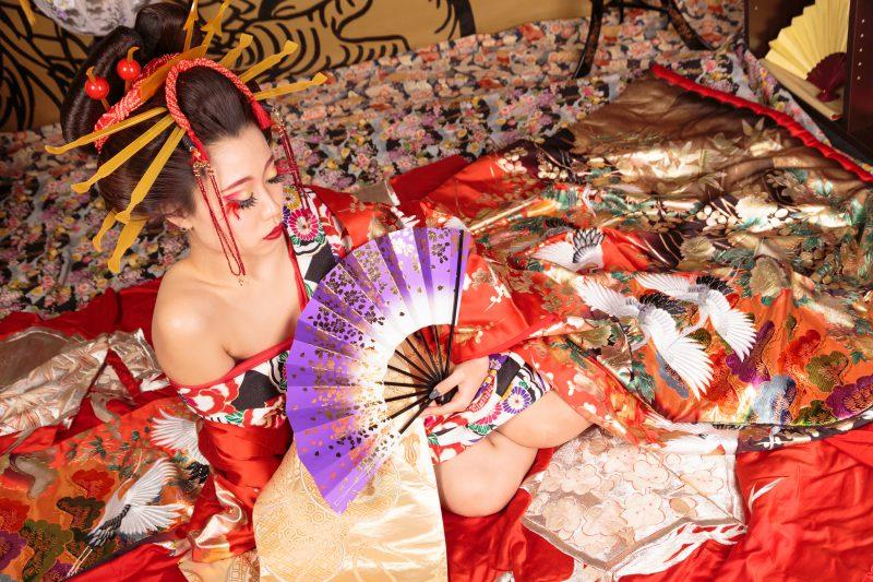 春の京都観光におすすめ!華やかで可愛い花魁体験をご紹介