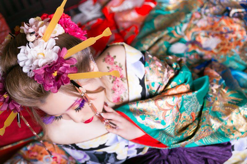 インスタ映えが狙える!京都で人気の花魁体験スタジオ3選