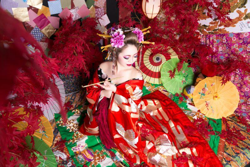 美しい花魁姿で写真が撮れる!京都市内のスタジオBEST3