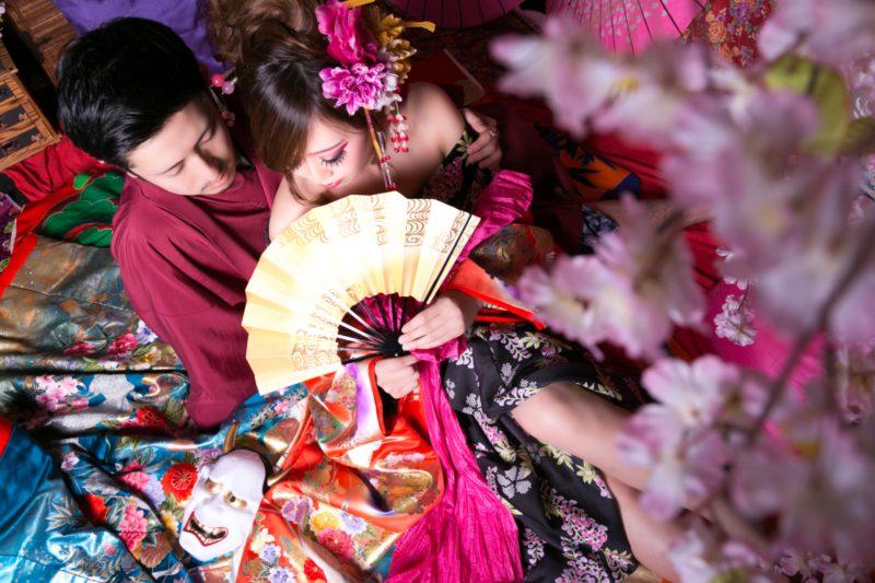 【注目】京都デートはカップルでできる花魁体験に決まり!