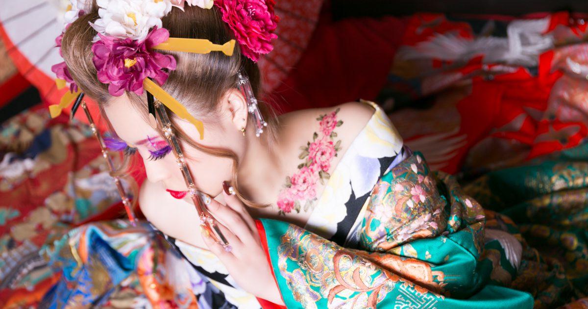 女子必見!京都でできる花魁体験が安いのに可愛いすぎる件