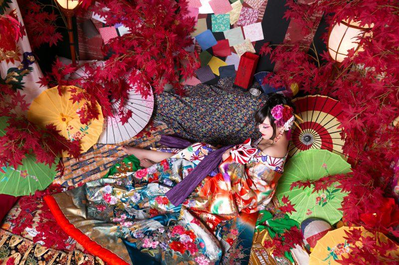 寒い京都の冬におすすめ!最新観光スポットの花魁体験をご紹介