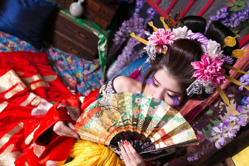 京都の花魁体験の値段はいくら?人気スタジオを徹底比較